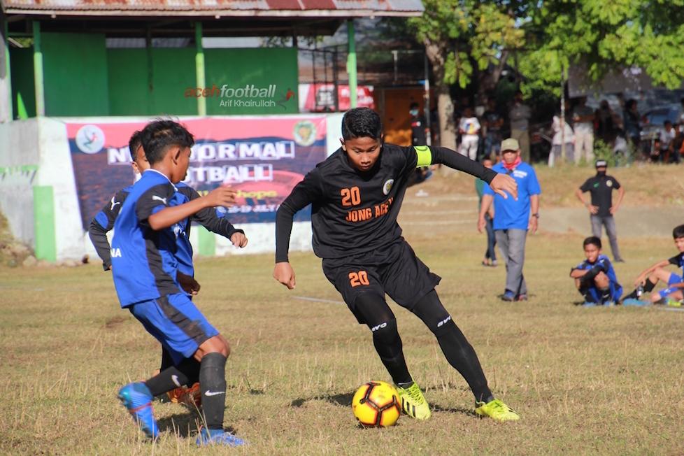 Jong Aceh FA, Arkaan